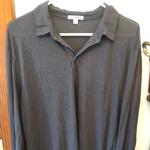 James Perse soft cotton long sleeve 2
